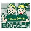 ECCジュニアのロゴ