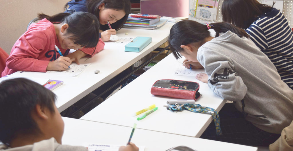 生徒たちの画像1
